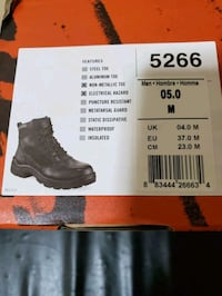 Red Wing Worx Black Boots