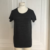 T-shirt gris chine Alternative Paris