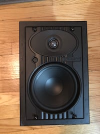 Sonance in-wall speakers.  5 total. 2 round, a center, right and left. Toronto, M1P 1Y7