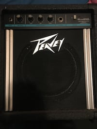Peavey Micro Bass Amplifier