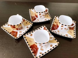 Brand new expresso cup set