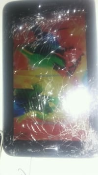 Samsung Galaxy tab 3 with cracked screen - still works perfect  Henderson, 89015