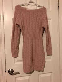 Light Pink Sweater Dress Toronto, M2N 2Y6