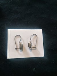 old earings sterling silver Martin, 49070