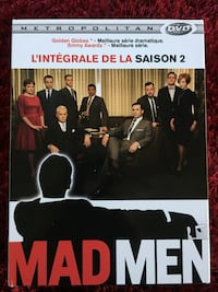 Mad Men Saison 2 Freneuse, 78840