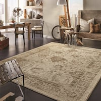7X10 Vintage Distressed Rug Our Price $125 (Currently Selling Online for $199) - YOU SAVE $75! San Juan Capistrano