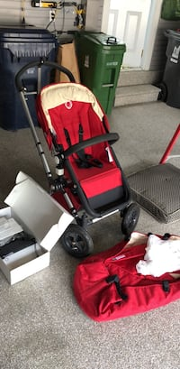 Bugaboo Camelon with winter tires and carrying bag Toronto, M4L 3Y2