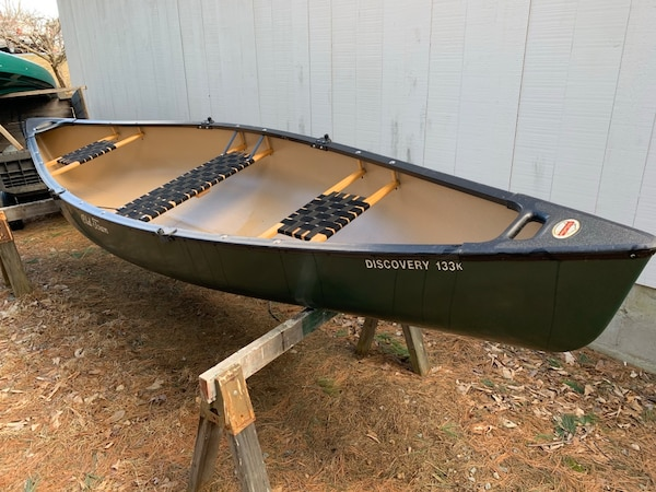 Old Town Canoe Discovery 133k