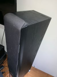 Sound system and amplifier Ajax, L1T 4G8