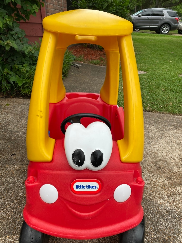 Photo Cozy Coupe