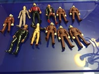 Star Trek action figures Surrey, V3X