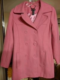 Ladies pink coat Toronto, M9L 2K2