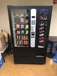 Vending machine Fairfax