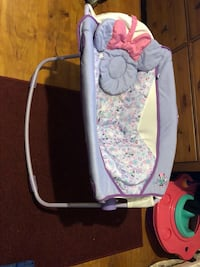baby's white and pink bouncer Mesa, 85207