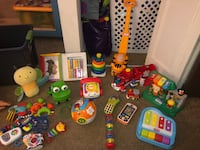 Baby/toddler toy lot Indianapolis, 46222