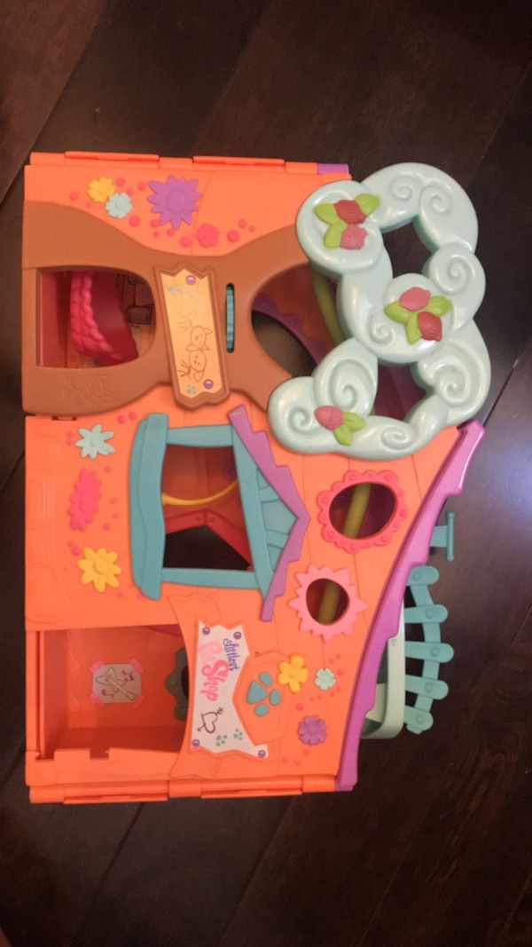 LPS/LITTLEST PET SHOP TOY HOUSE