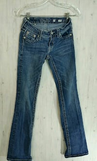 Miss Me Jeans Embellished Boot Cut Stretch 29 / 33
