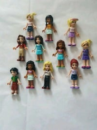 LEGO FIGURES ALL FOR $10 London, N6H 1T5