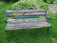 Hockey stick bench Penetanguishene, L9M 1K3