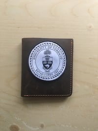 Wallet UofT Leather Mississauga, L5C 1H7