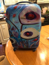 Carry on luggage  3156 km