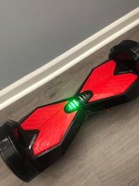Hoverboard with charger (will trade for nintendo switch Nashville, 37013