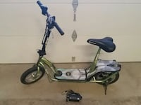 Electric scooter EZIP 500 354 km