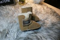 Ugg baby boots Vancouver, V6E 4R8