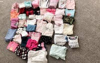 toddler's assorted clothes lots Beaumont