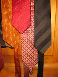 Rack of Ties.  All for $5.