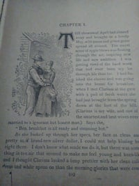 opened chapter 1 book Baltimore, 21206