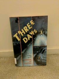 Three days by Donna Jo Napoli Montgomery Village, 20886