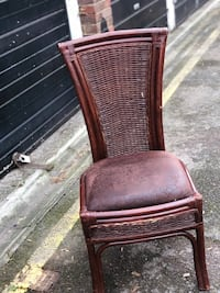 Dining chairs (negotiable) London, E2 6EF