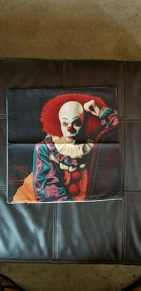 Original Pennywise from the movie IT Pillowcase  Bunker Hill, 25413