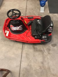 CRAZY CART NEW WHEELS NEW BATTERY AND CHARGER South Chesterfield, 23834