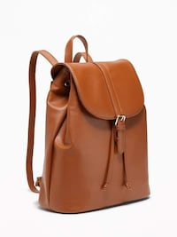 Faux leather backpack Toronto, M6M 2J9