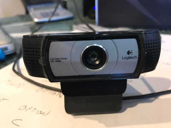 e4dc5e3527f Used Logitech c930e 1080p webcam for sale in Los Gatos - letgo