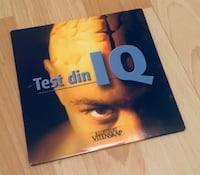 Test din IQ cd- Oslo