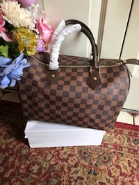 Louis Vuitton Damier Speedy30 Sterling, 20164