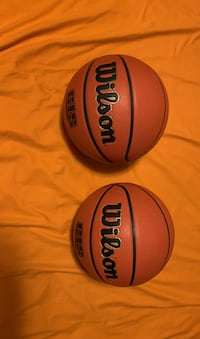 Wilson CIS men's size 7 basketballs x2