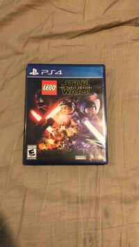 Lego Star Wars The Force Awakens PS4 game case Fruit Heights, 84037