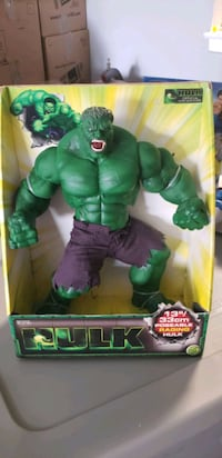 "2003 Hulk Movie 13"" Action Figure   Yonkers, 10704"