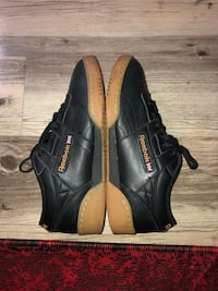 Reebok Gum Sole Black