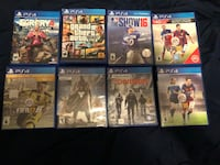 PS4 Games Tampa, 33624