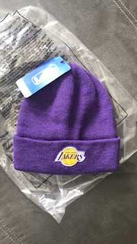 Los Angeles Lakers Nike Beanie Columbia, 65202