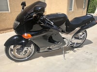 Black and gray sports bike Las Vegas, 89139