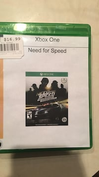 Xbox One Need for Speed game case Elberfeld, 47613