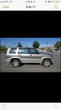 Isuzu - Trooper - 2002 Chantilly, 20151