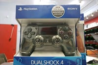black Sony PS4 Dualshock 4 wireless controller Toronto, M9V 2Y8