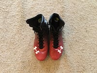Under Armour Highlight MC Football Cleats - Size 11 Frederick, 21702